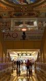 Das venetianische Rücksortierung-Hotel-Kasino in Las Vegas Stockfotos