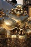 Das Vergnügen und die einige Buddhisten Buddhismuspupille Lizenzfreies Stockfoto