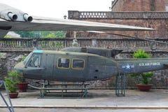 Das Vietnam-Militärgeschichtsmuseum Lizenzfreie Stockfotos