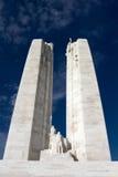 Das Vimy Weltkrieg-Krieg-Denkmal in Frankreich lizenzfreies stockbild