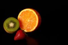 Das Vitamin drei Lizenzfreie Stockbilder