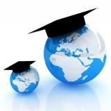 Das Wachstum der Ausbildung lizenzfreie abbildung