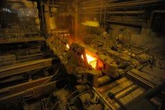 Das Walzwerk lizenzfreies stockfoto
