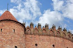 Das Warschau-Vorwerk lizenzfreie stockfotos