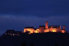 Das Wartburg-Schloss stockfotos