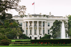 Das Weiße Haus Stockfotografie