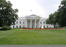 Das Weiße Haus, Frontseite, Washington Lizenzfreies Stockfoto