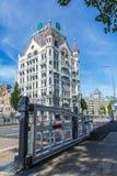 Das Weiße Haus Rotterdam, die Niederlande Lizenzfreies Stockfoto