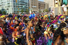 Das 2015 westindische Tagesparade-Teil 3 70 Lizenzfreie Stockbilder