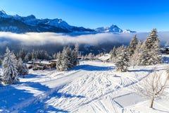 Das Winter& x27; s-Geschichte Stockbilder