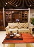 Das Wohnzimmer Lizenzfreie Stockbilder
