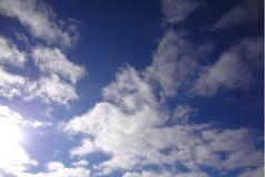 Das Wolkenpferd Stockbilder