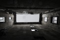 Das Yard lizenzfreie stockfotografie