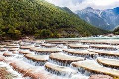 Das Yulong-snowmountain Lizenzfreie Stockfotografie