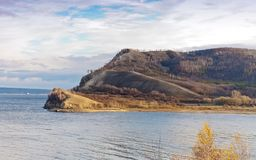Das Zhiguli Molodetsky-Hügel Stockfotos