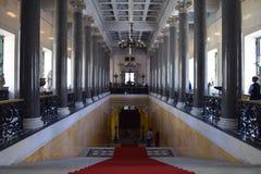 Das Zustands-Einsiedlerei-Museum von feinen und dekorativen Künsten stockfotografie