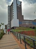 Das zwei Fluss-Mall in Kenia, Ruaka Lizenzfreie Stockfotos