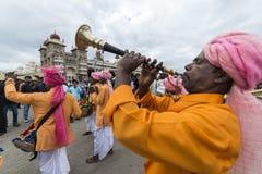 Dasara Festival at Mysore Royalty Free Stock Photo