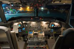 Free Dash-8-200 Flight Deck Stock Images - 2186834
