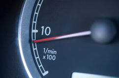 Dash board Stock Images