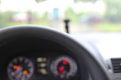 Dash board Stock Photography