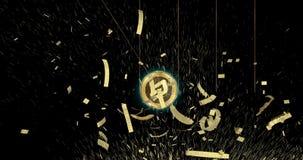 Dash DASH cryptocurrency coin demolish main world currencies.