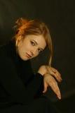 Dasha's portrait Royalty Free Stock Image