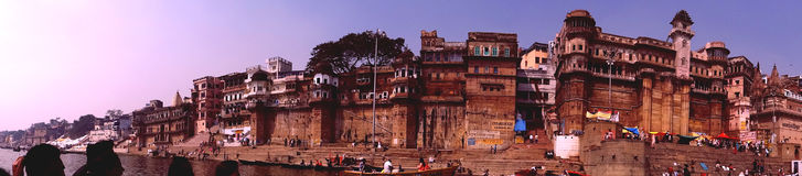 Dashashwamedh Ghat] Varanasi Stock Images