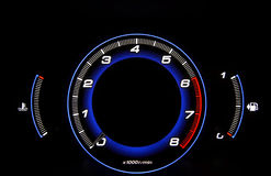 dashboard Stock Foto