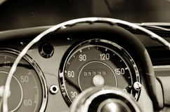 Dashboard Royalty Free Stock Photo