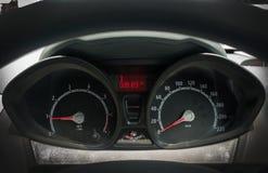Dashboard stock afbeelding