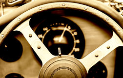 dashboard Photographie stock