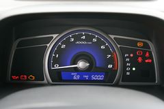 Dashboard Royalty Free Stock Images