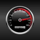 Dashboard Background Royalty Free Stock Images