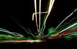 Dashboard Blur Stock Photo