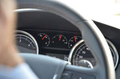 Dashboard of Car Stock Photos