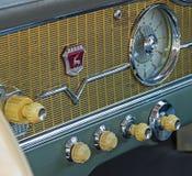 Dashboard car royalty free stock photo