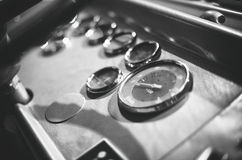 Dashboard. Royalty Free Stock Images