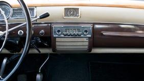 dashboard steering wheel Στοκ Φωτογραφία