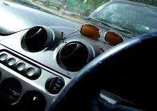 Dashboard & Traffic Stock Photography