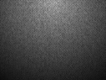 Dashed black plastic background Royalty Free Stock Photo