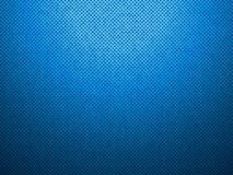 Dashed blue plastic background Stock Images