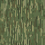 Dashed line texture. Digital camouflage vector seamless patterns. Dashed lines of khaki in random order. Masks uniforms, equipment, weapons. Hides shapes of the Royalty Free Stock Photography