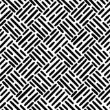 Dashed lines arranged diagonally in regular order Royalty Free Stock Images