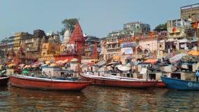 Dashswamedh ghat Obraz Royalty Free
