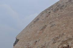 Dashur Pyramds - Ägypten Lizenzfreies Stockbild