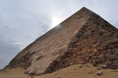 Dashur Pyramds - Египет стоковое фото rf
