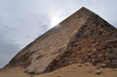 Dashur Pyramds - Egipto Foto de archivo libre de regalías