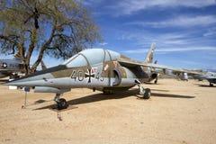 Dassault-Breguet Dornier Alpha Jet A Stock Image