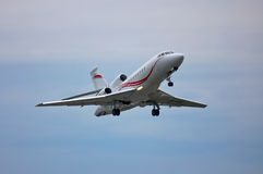 Dassault Falcon 900 Royalty Free Stock Photos